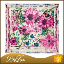 China Special Supply Digital Printing Wholesale Silk Scarf