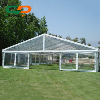 15 x 20m aluminum frame transparent marquee tent for wedding party event : 15 by 15 tent - memphite.com