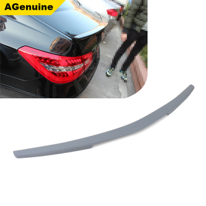 Cheap primer car boot lip rear trunk lip spoiler wing for Mercedes-Benz E class W207 E Coupe