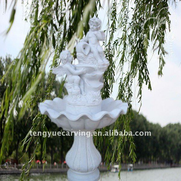 produced small angel fountain