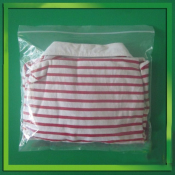 Ziplock t shirt plastic packaging bag china wholesale for Clear shirt packaging bags