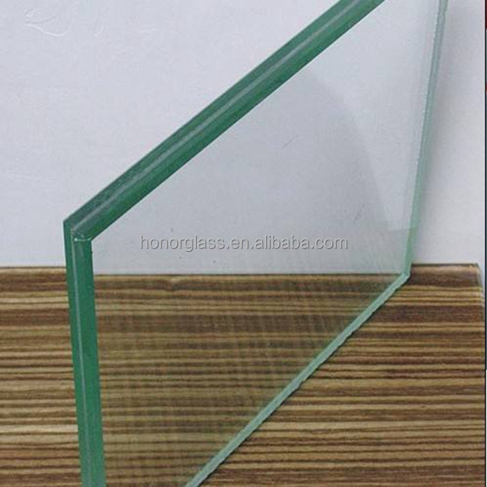 Tempered Bullet Proof Glass/Laminated Glass/Ballistic Resistant Glass