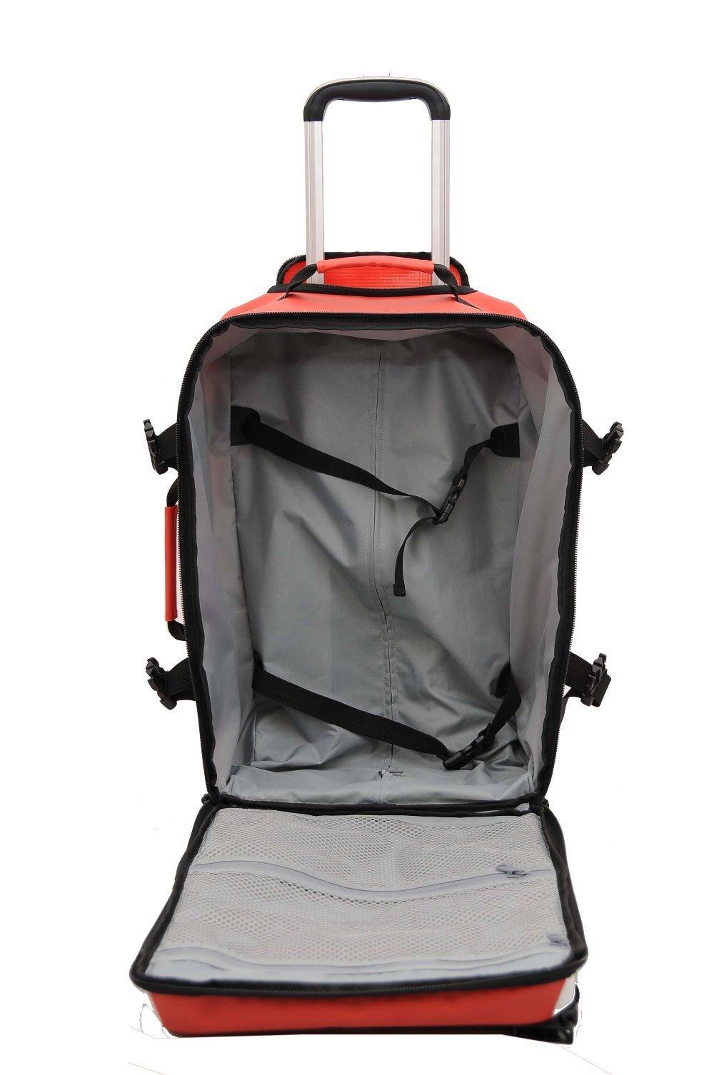 Рюкзак тележка для путешествий рюкзак черный паук