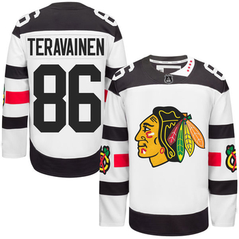 Embroidered logo Tackle Twill name and number ice hockey jersey for game