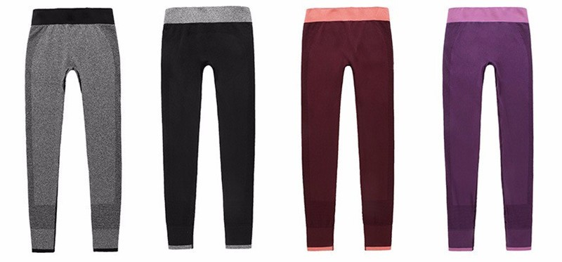 High quality sexy women fitness wear comfortable sport gym legging