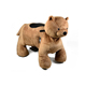 Sibo Electric Rechargeable Plush Ride-On Animals Coin-operated Horse Ride