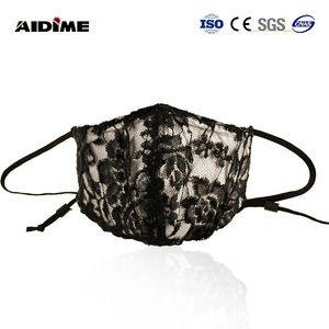 lace reusable face masks quality mask with activated carbon filter