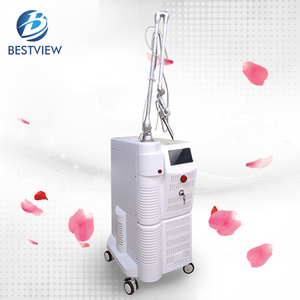 Fractional CO2 laser vaginal treatment/acne removing laser device/acne removal tools