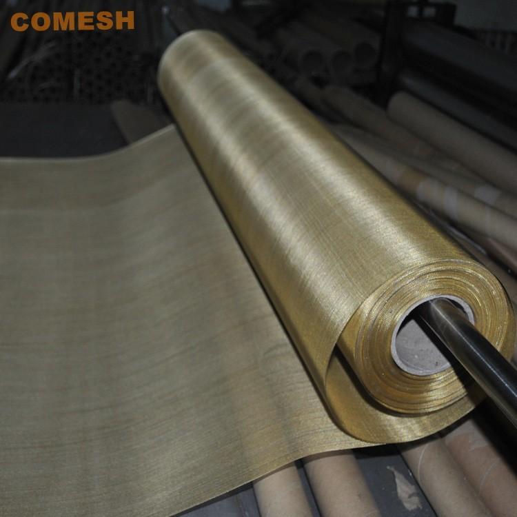 Copper Wire Mesh / Brass Mesh Cloth