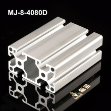 aluminium alloy extrusion profiles 20mm X 40mm light weight standard aluminum alloy profile