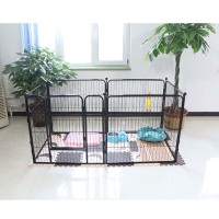 Welded wire panelx6 Large outdoor galvanised dog run pet enclosure/dog kennels & dog cage & dog
