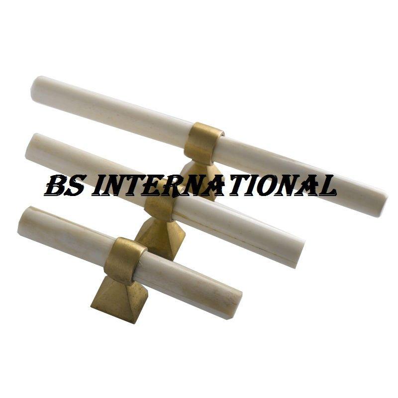 Bone Horn Door Handle
