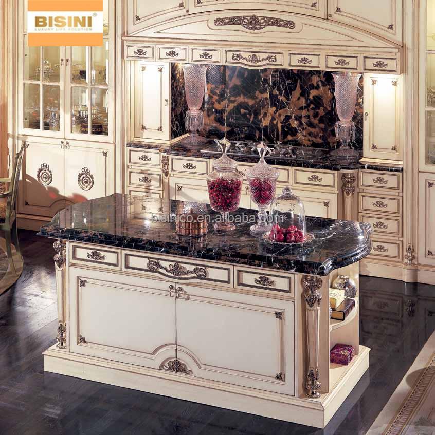 viktorianischen stil aus holz k chenschrank exquisite. Black Bedroom Furniture Sets. Home Design Ideas