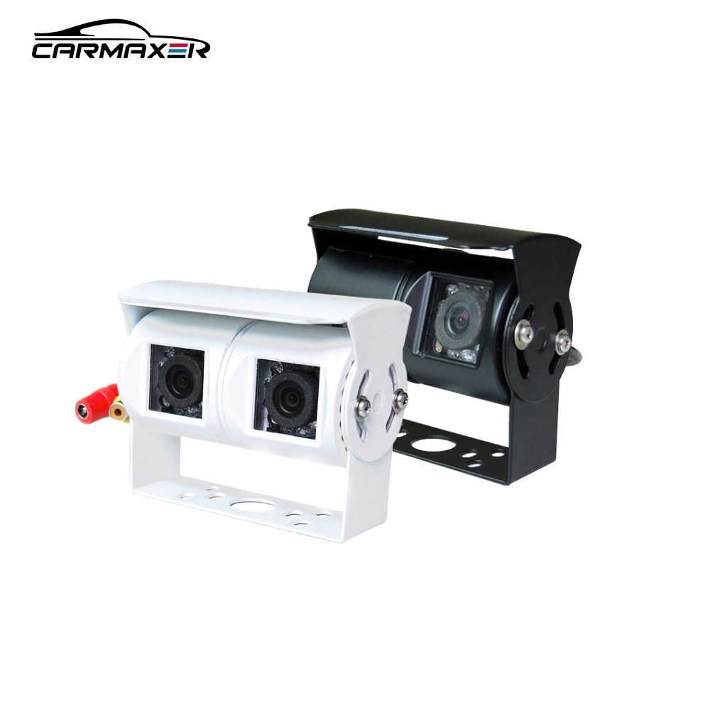 classic style sharp sony ccd cmos car bus truck reverse camera 24v