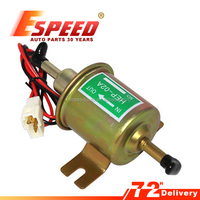 New Low Pressure 12V Electric Fuel Pump HEP-02A HEP02A