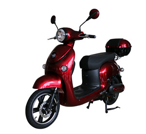16 Inch Cheap Electric Scooter With Pedal Assist 48V China Electric Moped