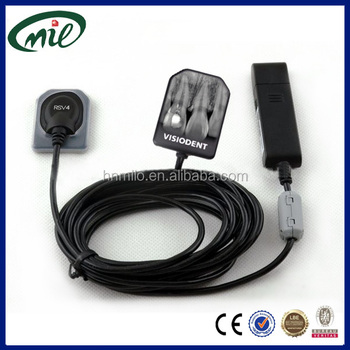 China dental x ray máquina usb digital de raios x odontológico/dental rvg sensor