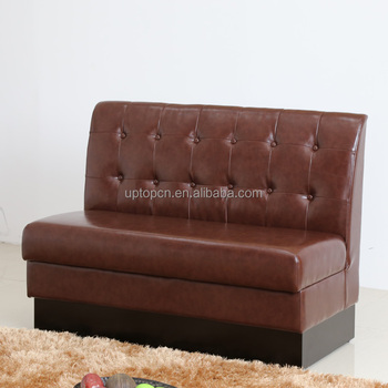 Super Sp Ks336 China Modern Brown Leather Cafe Bench Seat Custom Buy Modern Brown Leather Cafe Bench Seat Custom Brown Leather Cafe Bench Seat Ncnpc Chair Design For Home Ncnpcorg