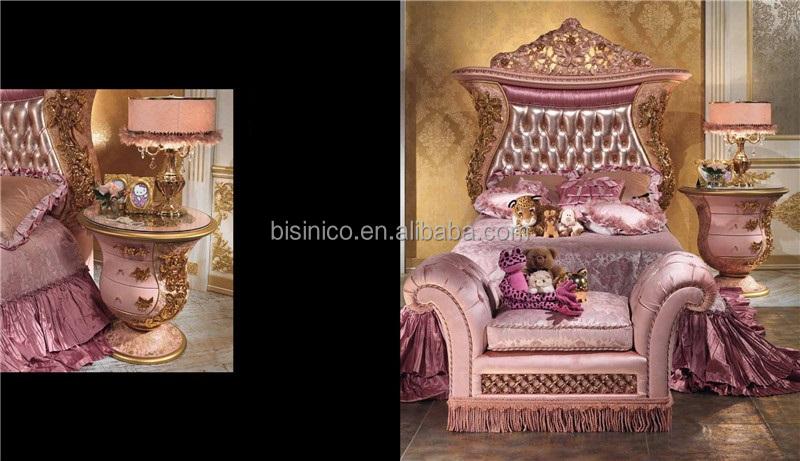 Italia design di lusso camera da letto dei bambini di mobili ...