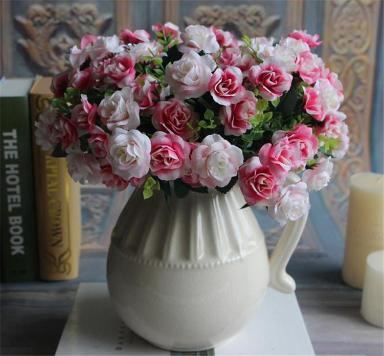 HOT Silk Rose 28cm/11