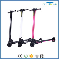 Hot Selling Customers Favor E Scooter Adult Electric Scooter, Carbon Fiber Cheap Folding Electric Scooter For Adult