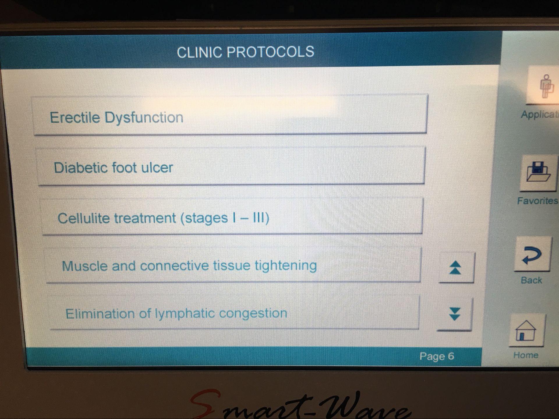 agopuntore correlato a disfunzioni erettili