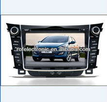 Best seller Arm 11 car dvd player gps for Hyundai I30 2012