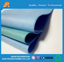 Hydrophobic SMS polypropylene nonwoven fabric