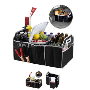 New Promotion Gift Portable Picnic Collapsible Trunk Organizer