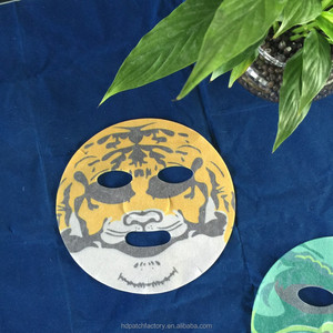 Animal Mask Pack, Facial Mask Sheet, mask paper