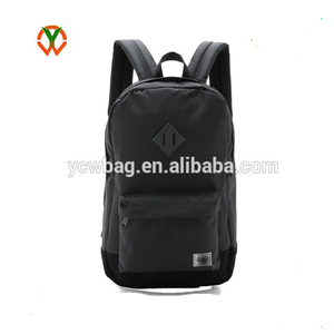 69424905f8 Simple Black Backpack