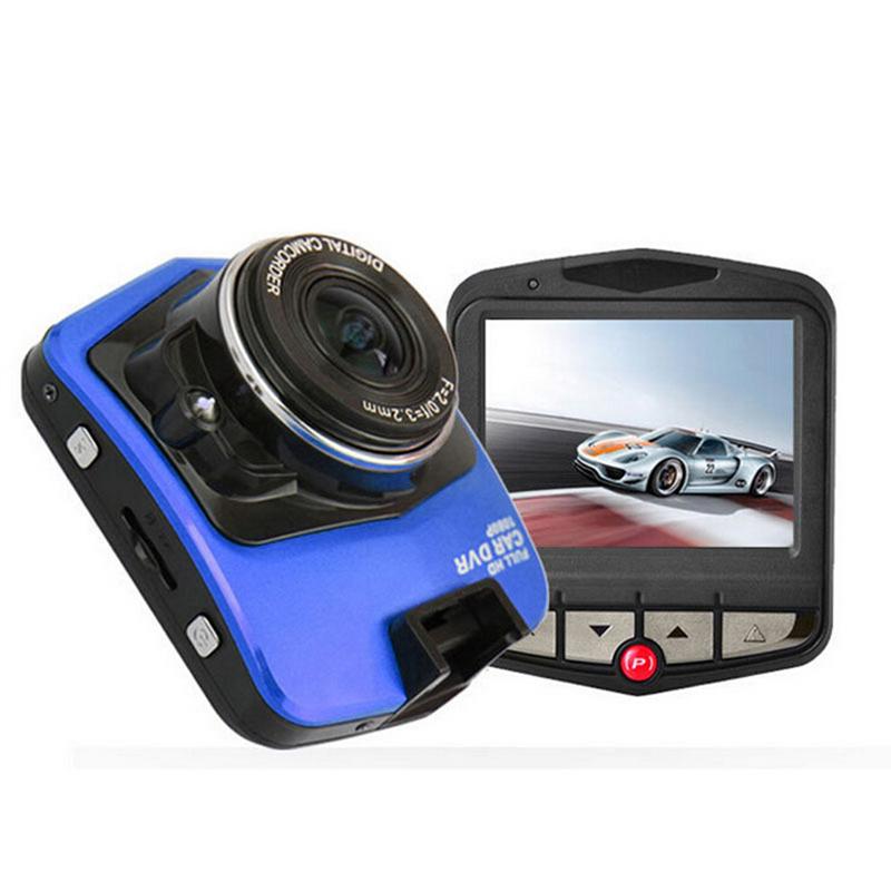 Мини 1080 P 170 град. 2.4 дюймов автомобильный видеорегистратор камера автомобиля рекордер g-сенсор камеры полного HD движения det ночного видения