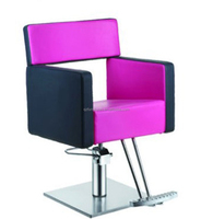 Pink styling salon barber chairs beauty chair QZ-F735A