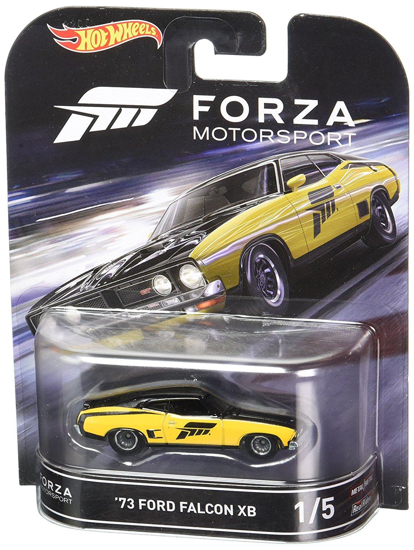Hot Wheels Retro Entertainment Diecast '73 Ford Falcon XB Vehicle