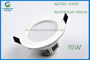 Hot selling modern design AC100 240V 15w_350x350 wholesale hot selling modern design ac100 240v 15w led downlight wiring diagram for 100 amp sub panel at mifinder.co