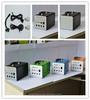 12V 12AH mini electric generator DC to Dc portable home solar system kit for mobile psp charging