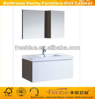 hanging bathroom cabinet with mirror cabinet