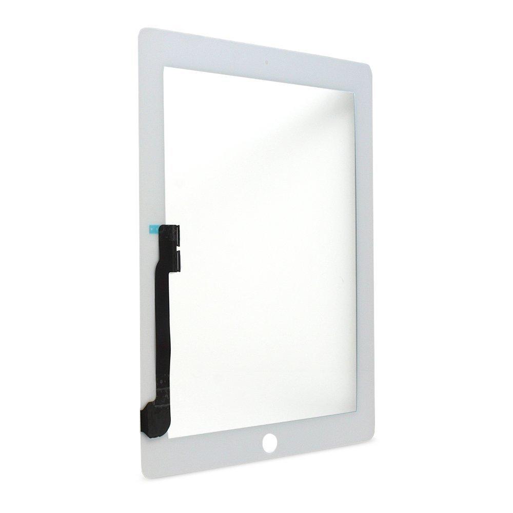 Fosmon New Apple iPad 3 3rd Generation Digitizer Touch Screen Panel Glass - White