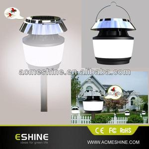 Portable solar lantern device to kill mosquitoes / repel mosquitoes lantern/lamp/light