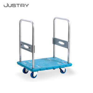 Factory Direct Wholesale iron cargo trolley with transport