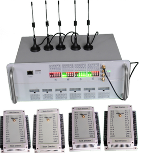 Chinese manufacturer 2nd wireless intelligent traffic light controller state machine