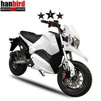 City Road Ebike High Speed Electric Motorcycle 3000W Moped M3S