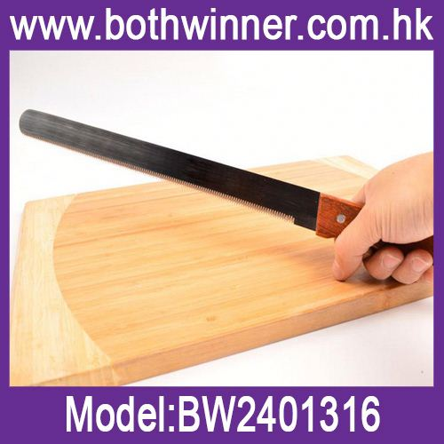 Ceramic serrated slicing bread knife h0tt6 stainless steel kitchen chef knife for sale