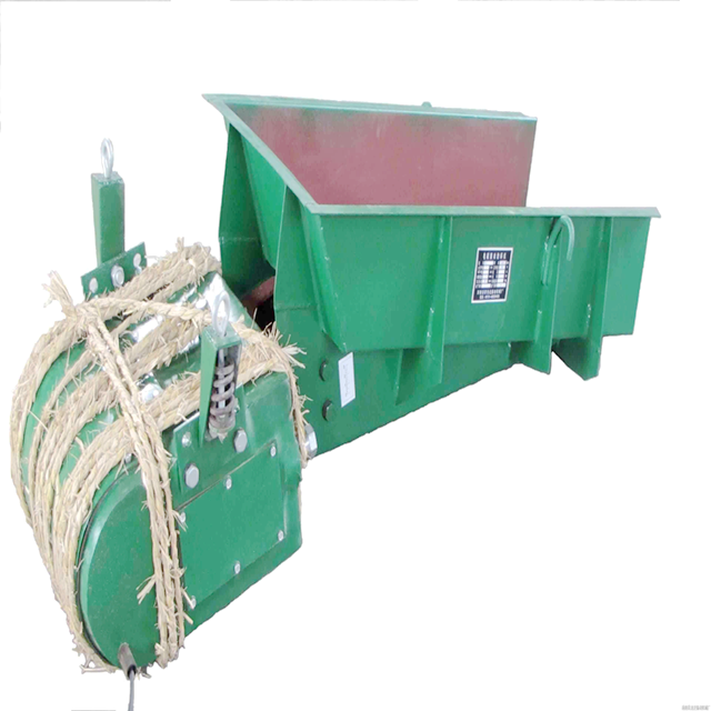 High quality machine grade Vibrating feeder With Long-term Technical Support