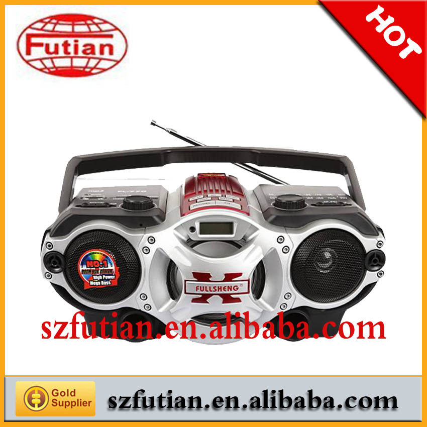FM Radio with USB/SD card and with recording function
