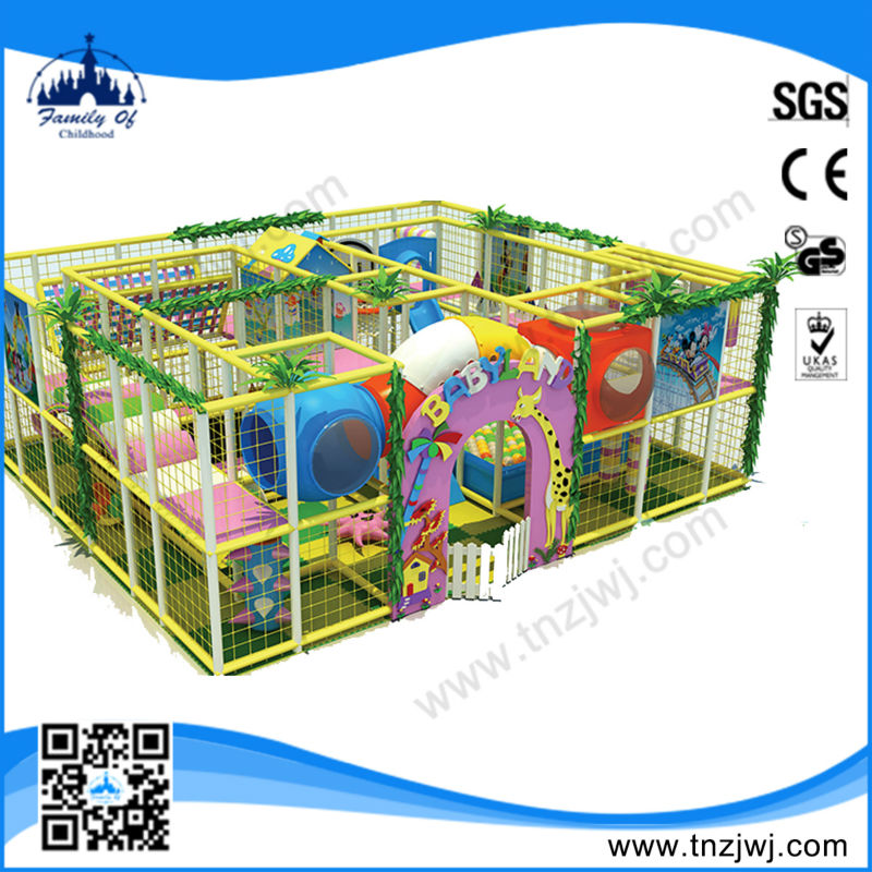 China Factory commercial indoor used playground equipment sale