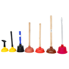 Wholesale best price custom bathroom toilet plunger set