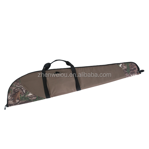 China Hunting Accessories 600D Gun Bag Gun Case for Hunting