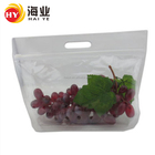 plastic material fresh fruit packaging bag for export