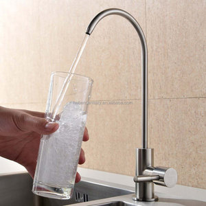 Kitchen Water Filter Faucet 100% Lead-Free Drinking Water Faucet